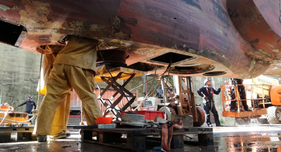 PIRIOU-Chantier-Naval-Reparation-Refonte-Shipyard-Shiprepair-Refit-7