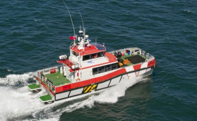 Navire de transfert - WFSV 21P/W