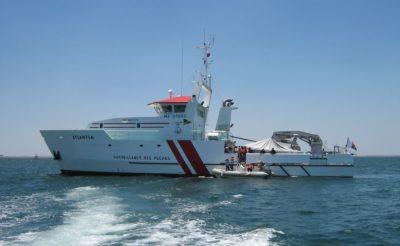 Navire de surveillance des pêches