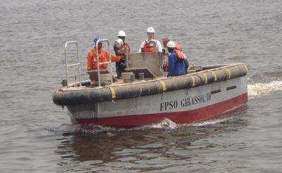 Navire de travail - 10 m