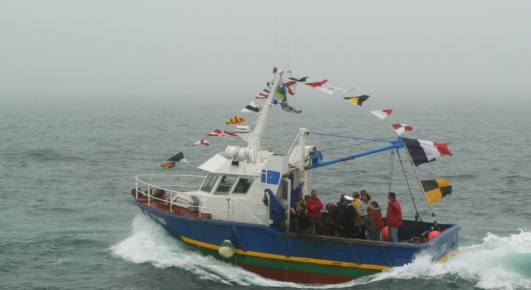 Work Boat - 10 m