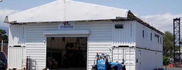 Création de PIRIOU REUNION et de PIRIOU NGOM SENEGAL