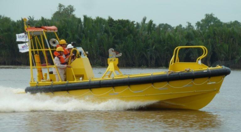 Embarcation Rapide de Sauvetage