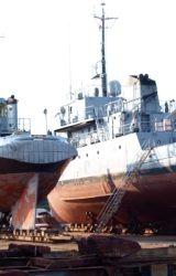 Développement des activités dans le naval et la défense