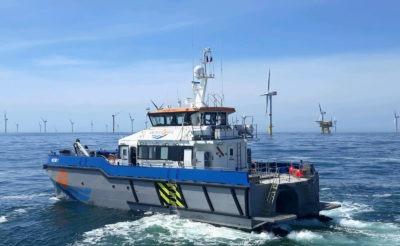 Navire de transfert - WFSV 26P/W