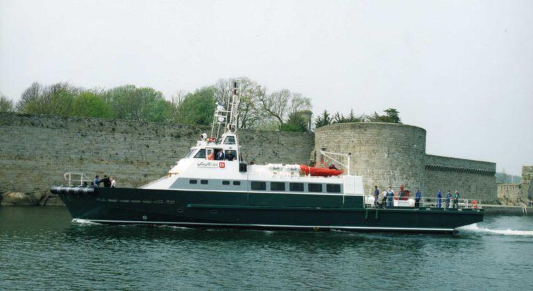 Crew Boat – Combi – 46p – 14t