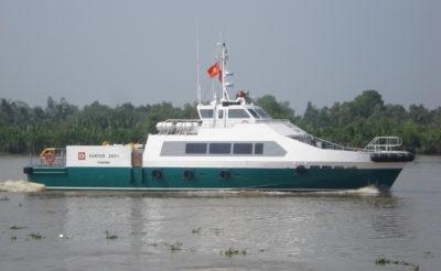 Crew Boat – 50p – fret 10t