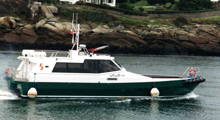 Crew Boat – 34p