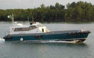 Crew Boat - 25p - fret 4t