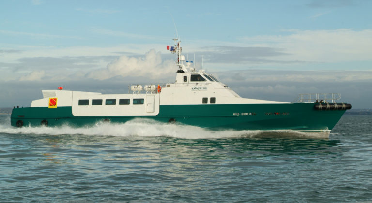Crew Boat – 50p