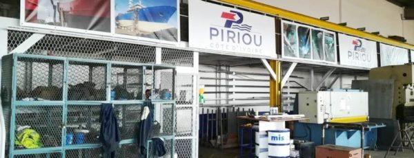 Création de PIRIOU Côte d'Ivoire